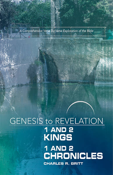 Picture of Genesis to Revelation: 1 and 2 Kings, 1 and 2 Chronicles Participant Book