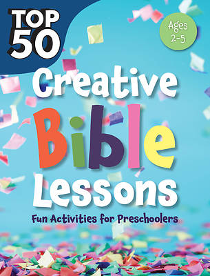 Picture of Top 50 Creative Bible Lessons