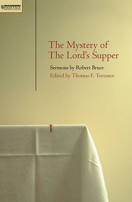 Picture of The Mystery of the Lord's Supper