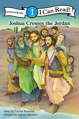 Joshua Crosses the Jordan