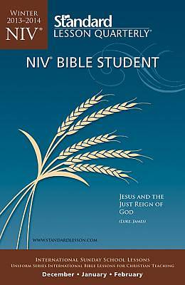 Standard Lesson Quarterly Adult NIV Bible Student Book Winter 2013-2014