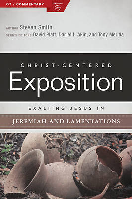 Picture of Exalting Jesus in Jeremiah, Lamentations