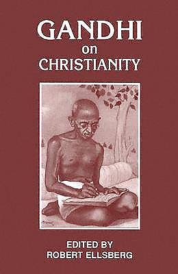 Picture of Gandhi on Christianity