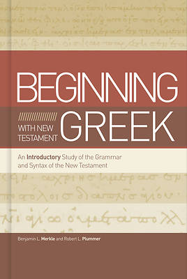 Picture of Getting Started with New Testament Greek