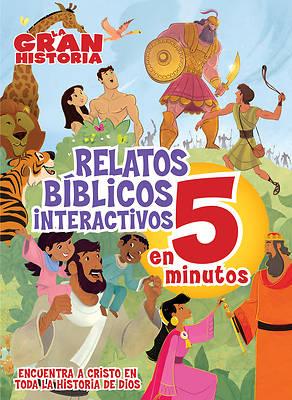 Picture of La Gran Historia, Relatos Biblicos En 5 Minutos, Tapa Dura Acolchada
