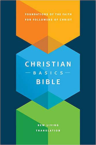 Picture of The Christian Basics Bible NLT