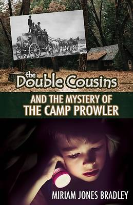 Picture of The Double Cousins and the Mystery of the Camp Prowler