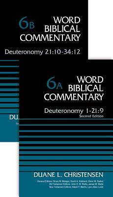 Deuteronomy (2-Volume Set---6a and 6b)