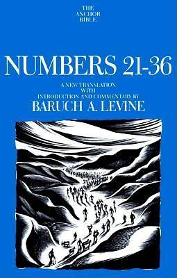 Anchor Bible Numbers 21-36