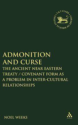 Picture of Admonition and Curse