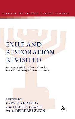 Exile and Restoration Revisited