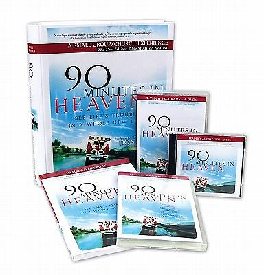 90 Minutes in Heaven DVD Curriculum Kit