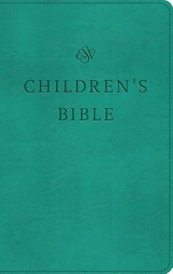 ESV Childrens Bible (Trutone, Teal)