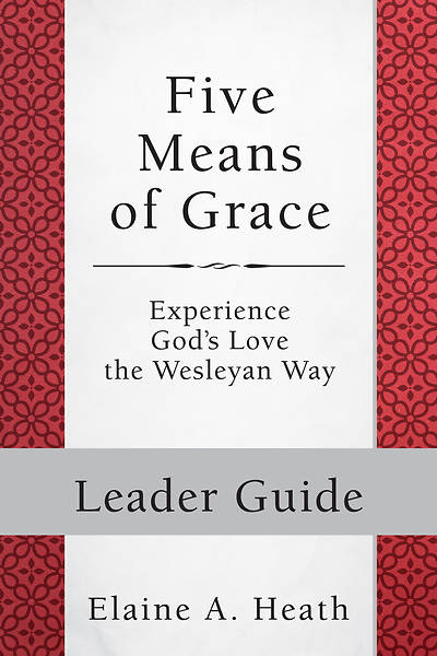 Picture of Five Means of Grace: Leader Guide - eBook [ePub]
