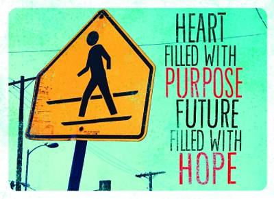 Picture of Purpose & Hope - Thank You Notes, Pack of 10