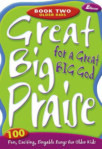 Great Big Praise Book 2 and CD