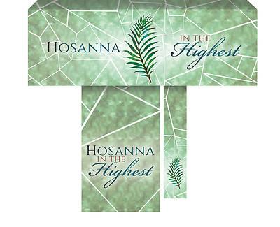 Picture of Hosanna Palm Sunday 3-Piece Parament Set