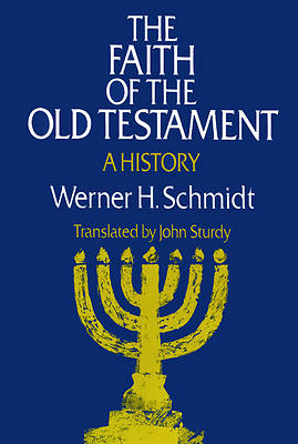 Picture of The Faith of the Old Testament