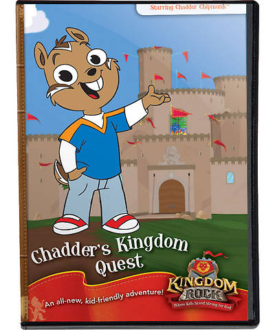 Group Vacation Bible School 2013 Kingdom Rock Chadders Kingdom Quest DVD