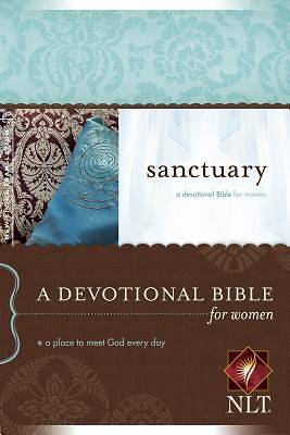 Sanctuary New Living Translation Bible Hardcover