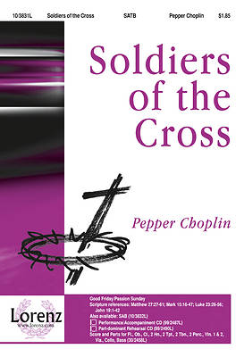 Soldiers of the Cross SATB Anthem