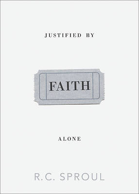 Picture of Justified by Faith Alone
