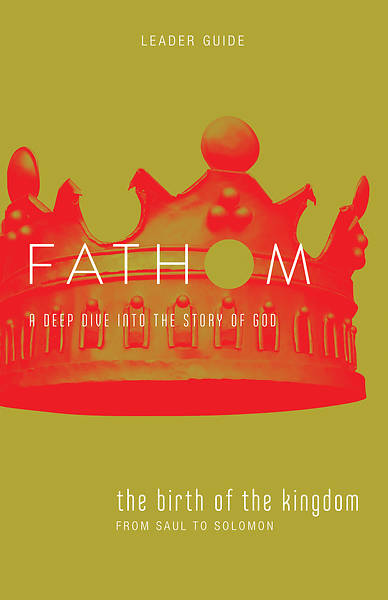 Fathom Bible Studies: The Birth of the Kingdom Leader Guide