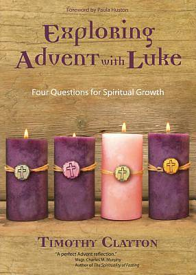 Exploring Advent with Luke [ePub Ebook]