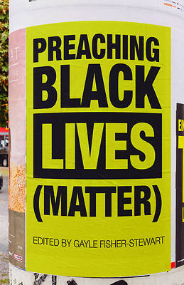 Picture of Preaching Black Lives Matter