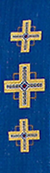 Picture of Trinity Kingdom Cross Stole