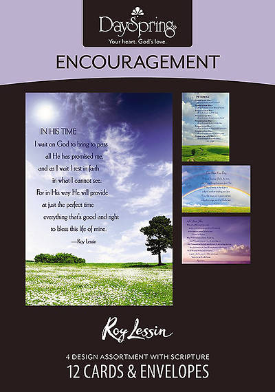 Roy Lessin - Encouragement Boxed Cards - Box of 12