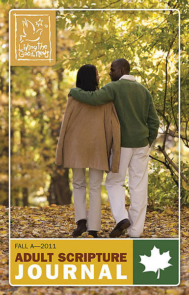 Picture of Living the Good News Fall 2011 Adult Scripture Journal Catechist Version