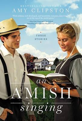 Picture of An Amish Singing