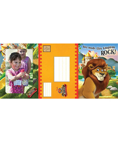 Group VBS 2013 Kingdom Rock Follow-Up Foto Frames® (pkg. of 10)