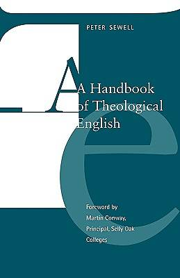 Picture of A Handbook of Theological English