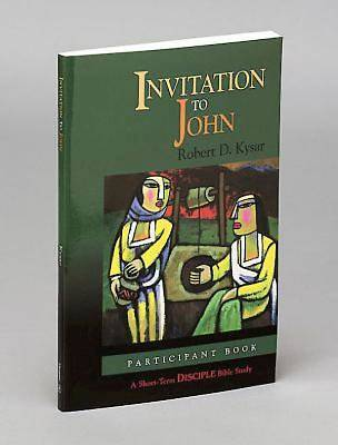 Invitation to John Participant Book