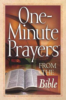 One-Minute Prayers from the Bible