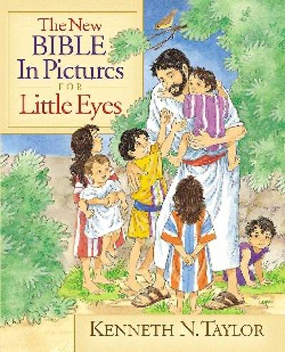 The New Bible in Pictures for Little Eyes [ePub Ebook]