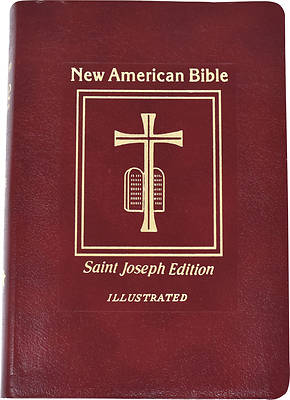 St. Joseph Medium Size Bible-NAB