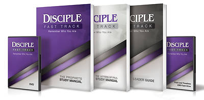 Disciple Fast Track Remember Who You Are Planning Kit