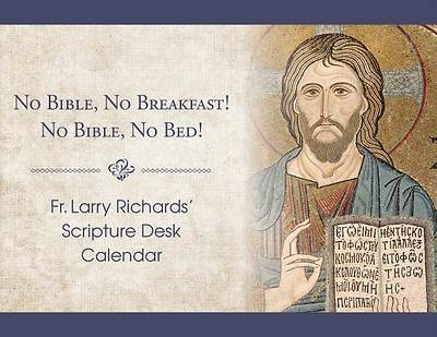 Fr. Larry Richard Scripture Calendar