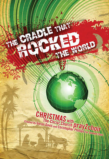 Cradle That Rocked the World SAB Choral Book