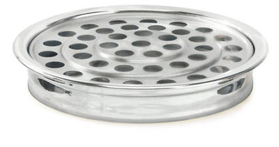 Chrome Communion Tray