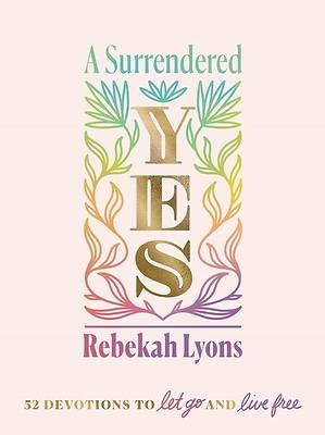 Picture of A Surrendered Yes