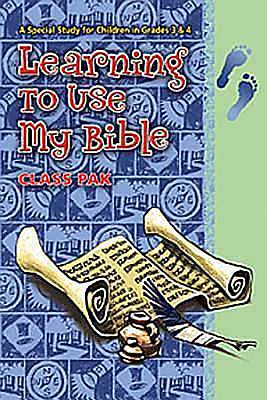 Learning To Use My Bible Class Pak - Revised