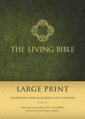 Picture of The Living Bible Large Print Edition