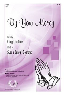 By Your Mercy SATB