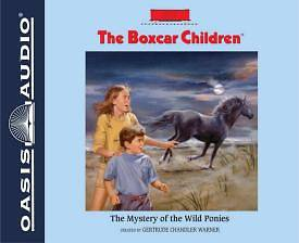 The Mystery of the Wild Ponies (Library Edition)