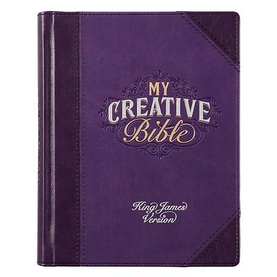 Picture of My Creative Bible Purple