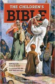The Childrens Bible, Retold